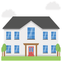 Cottages Icon