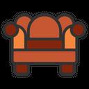 Couch Sofa Furniture Icon