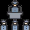 Coup Detat Icon