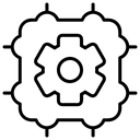 Cpu Computer Processor Icon