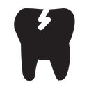 Tooth Medicine Medical Icon