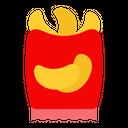 Cracker Food Snack Icon