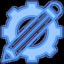 Idea Learning Gear Icon