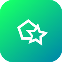 Create Make Star Icon