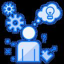 Creative Business Idea Icon
