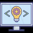 Creative Development Icon