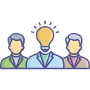 Creative Leadership Icon