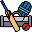 Cricket Kit Bag Kit Bag Kit Icon