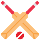 Cricket Logo Cricket Bat Bat Icon