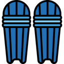 Cricket Pads Pads Cricket Equipment Icon