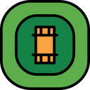 Cricket Playground Playground Cricket Pitch Icon