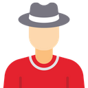 Cricket Umpire Umpire Avatar Icon