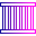 Crime Prisoner Cell Icon