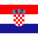 Croatia Flag Country Icon