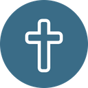 Cross Christain Religion Icon