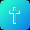 Cross Holy Bible Icon