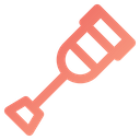 Crutch Medical Disabled Icon