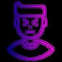 Cry Man Avatar Icon