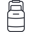 Cryogenic Container Icon
