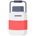 Cryogenic Container Container Cryogenic Icon