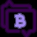 Crypto Forum Icon
