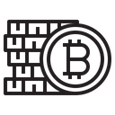 Cryptocurrency Weightage Icon