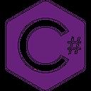 Csharp Plain Icon