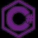 Csharp Line Icon