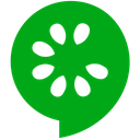 Cucumber Plain Icon