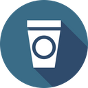Cup Tea Cloffee Icon