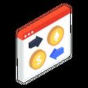 Currency Exchange Money Exchange Foreignexchange Icon