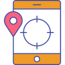 Current Address Current Location Current Destination Icon
