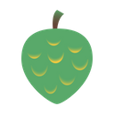 Custard Fruit Healthy Icon