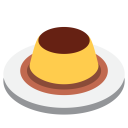 Custard Pudding Sweet Icon