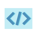 Custom Coding Document Icon