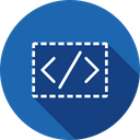 Custom Coding Site Icon