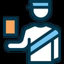 Custom Officer Customs Officer Icon