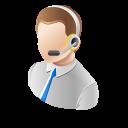 Customer Care User Icon