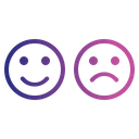 Customer Feedback Support Icon