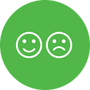 Customer Support Reaction Icon