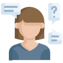 Customer questions Icon