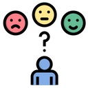 Customer Satisfaction Satisfied Icon