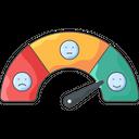 Customer Satisfaction Feedback Review Icon