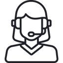 Customer Support Customer Care Support Icon