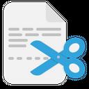Cut File Icon