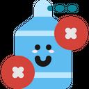 Slay Character Sanitizer Icon