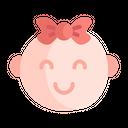 Baby Cute Kid Icon