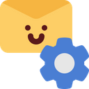 Cute Email Control Icon