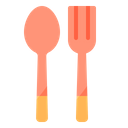 Fork And Spoon Sppon Fork Icon