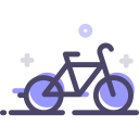 Cycle Bicycle Ride Icon